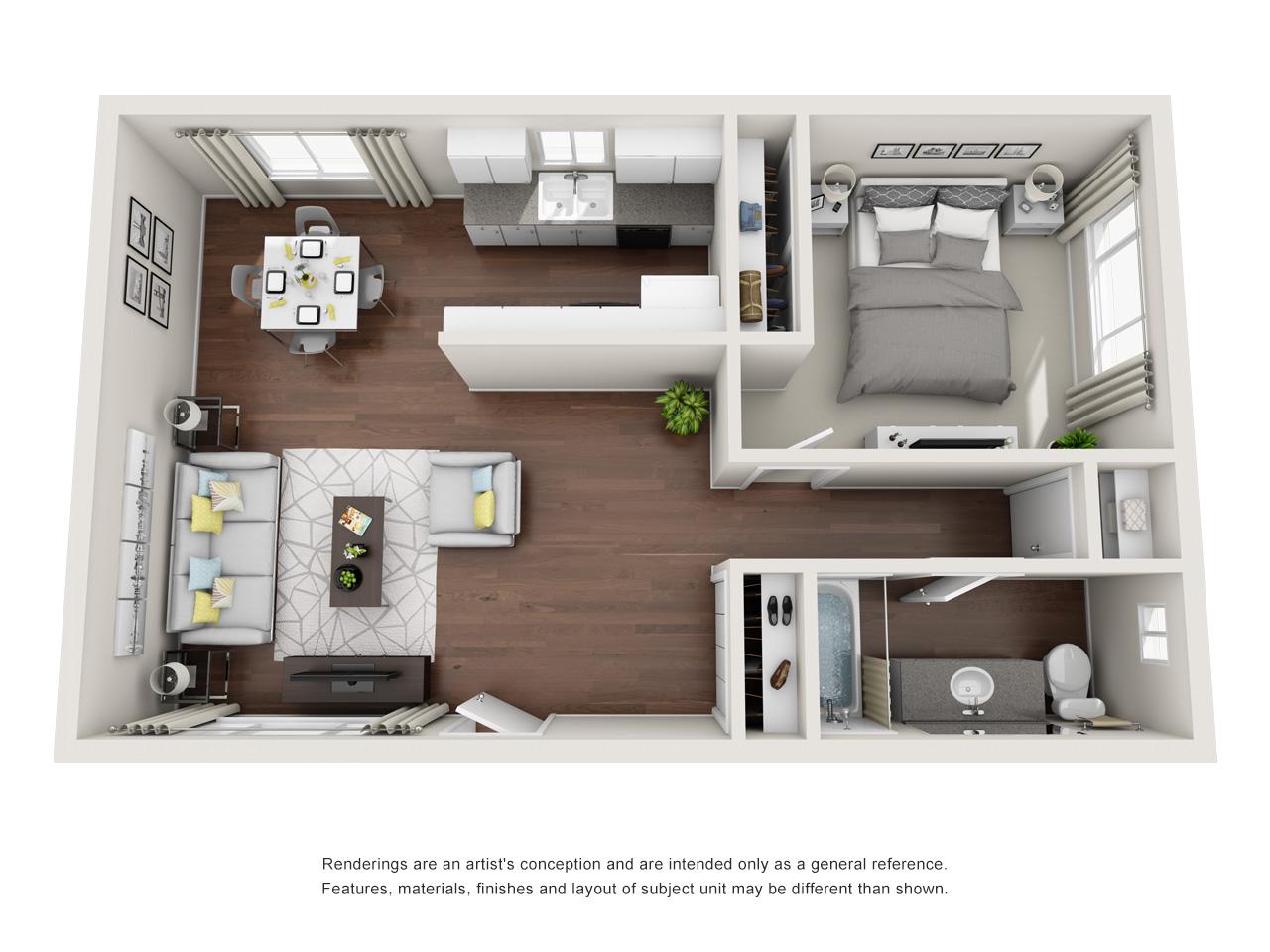 Beautiful Rental Property Floor Plans Photos Flooring